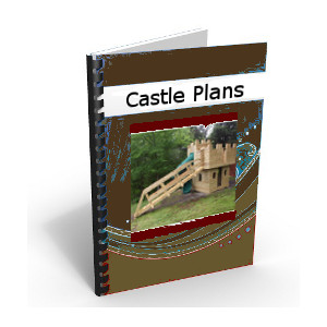 Castle Playhouse Plans Book